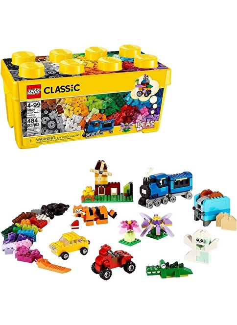 Lego LEGO Classic Medium Creative Brick Box Renkli